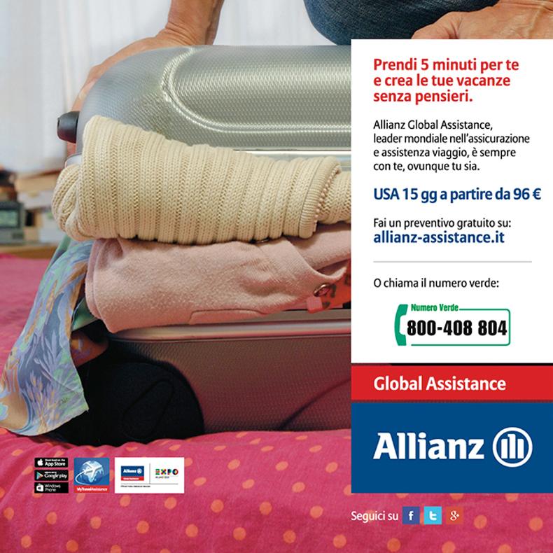 Daniele Freuli - Allianz